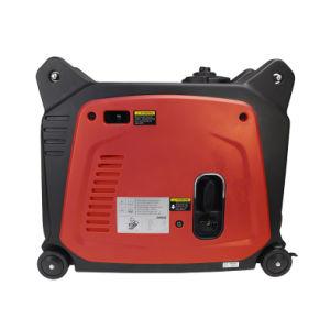 3kw silencieux Mini Essence Essence Accueil générateur de puissance de démarrage électrique