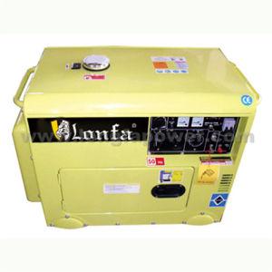 De Tres Fases de 3.5kVA portátil generador diesel para uso doméstico