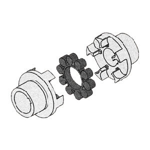 01tms Series Flexible Coupling 01tms300