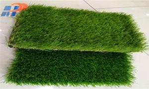 Wert-grüner Rasen-Anti-UVkünstliches Gras