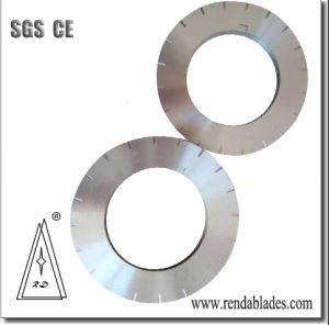 Ld HSS Tira de aço Material da lâmina de corte rotativo para processamento de metais