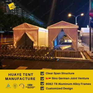 35m Überspannungs-Breiten-doppelter Decker-Zelt für Verkauf (hy744b)