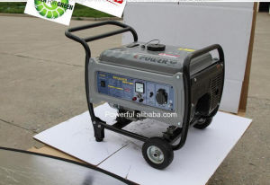 Benzina calda Generator4.0kw di vendita del nuovo modello