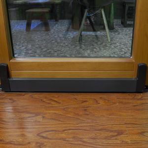 Поднимите опускное стекло передней двери со встроенным жалюзи затвор