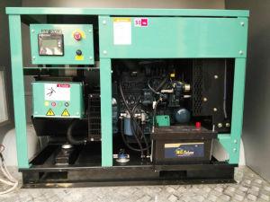 10kVA 15kVA 20kVA 30kVAは手段を広告するトラックの氷車のための消費のディーゼル発電機を日本製下げる