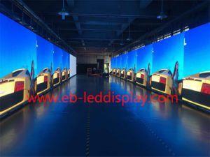 Поощрение P6.25 на заводе для использования вне помещений в аренду светодиодный экран 500*1000 мм