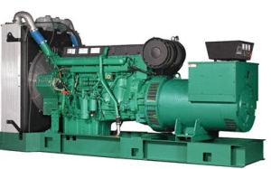 Groupe électrogène diesel Volvo avec auvent insonorisées
