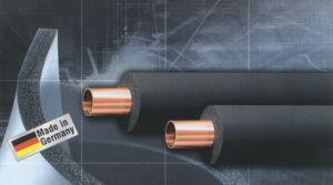 Hoja de espuma aislante de goma y el tubo de la línea de maquinaria