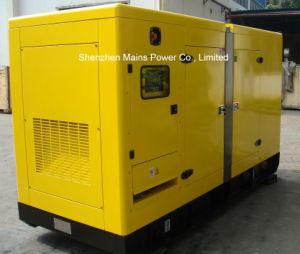 150kVA 120kw Cumminsのディーゼル発電機の無声Gensetの防音の発電機