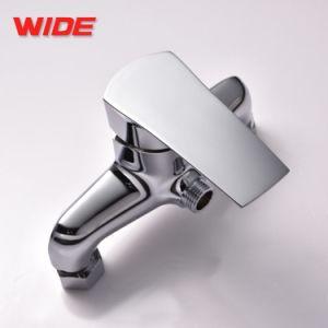 広いUpc手のシャワーが付いているアメリカの熱く、冷たいミキサーのシャワー止水栓