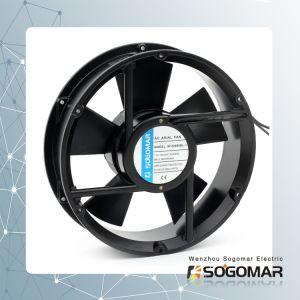 O ventilador 220x220x60mm rolamento de esferas 2-Tipo de pré-conectado