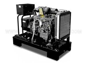 パーキンズエンジンを搭載する48kw/60kVA無声イギリスのディーゼル発電機