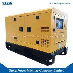 automobile diesel insonorizzata del gruppo elettrogeno 500kVA con ATS per il Mozambico