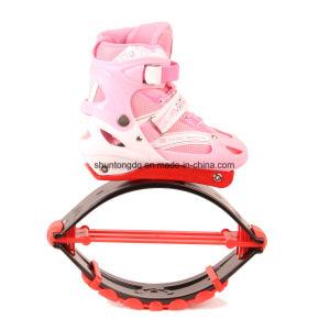 Прыжок танцульки скачек пригодности ботинок горячего спорта Kangoo скача обувает игрушки тренировки