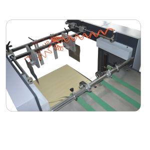 Macchina automatica del rivestimento UV di Sguv-600A con lo standard del Ce
