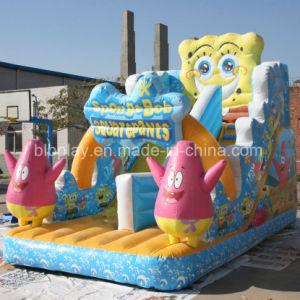 Het Springen Bouncy van de Prijs van de Fabriek van China Opblaasbaar Kasteel