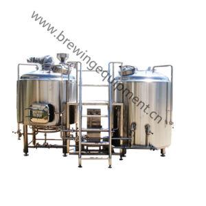 Micro brasserie 1000L 2000L brasserie de bière de l'équipement industriel pour l'usine de bière et de l'usine de bière artisanale