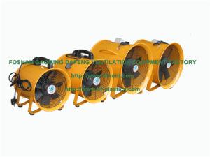 Ventilador de escape de dos vías de ventilación portátil