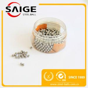 Rodamiento de bolas de precisión de la bola de acero cromado G10-G1000.
