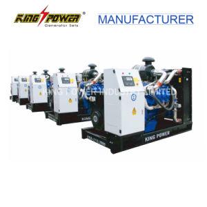 104KW/130 kVA de ahorro de energía verde conjunto de la generación de Gas Natural