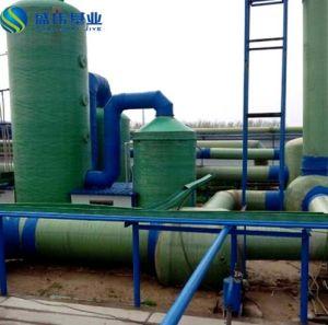 De Zure Gaszuiveraar van het Gas van de Damp FRP voor Industrie