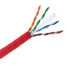 RJ45 LAN van Ethernet Cat6e van het Netwerk van de Computer van de vezel Optische Kabel