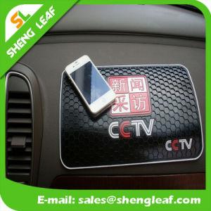 Het gebruiken van Stootkussens van de Telefoon van de Cel van de Auto de Kleverige Rubber