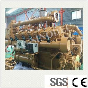 結合された熱および力の電気低いBTUのガスの発電機1000kw