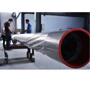V de Draad Verpakte Pijp van de Filter van het Water van het Scherm van het Roestvrij staal
