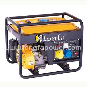 5kVA 5kw 3 Phase Portable Hand Start Gasoline Generator (Set)