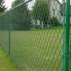 庭のための一時電流を通された囲う純鉄の正方形の塀のパネル