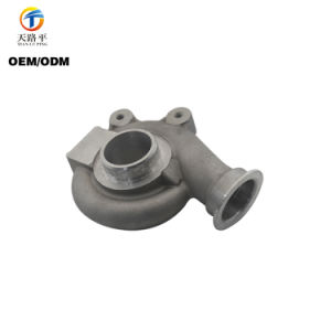 La pompa della turbina dell'acciaio inossidabile del fornitore del pezzo fuso di precisione le parti della pressofusione