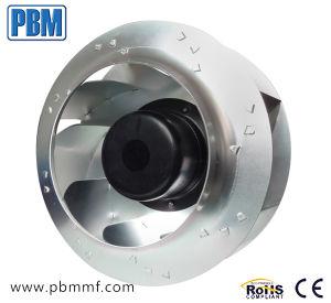 Ec ventilador centrífugo del rotor del motor externo
