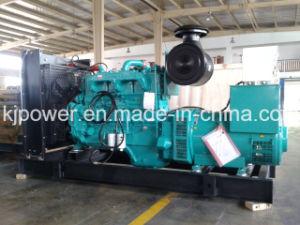 250kVA de geluiddichte Diesel Reeks van de Generator met de Motor van Cummins