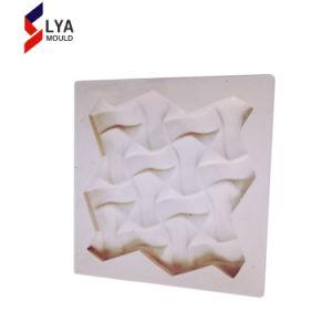3D壁パネル型の装飾的な3D壁のカバーパネル