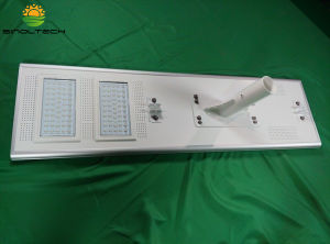 Alle in einer 120W Handelsangeschaltenen LED Solarstraßenbeleuchtung (SNSTY-2120)