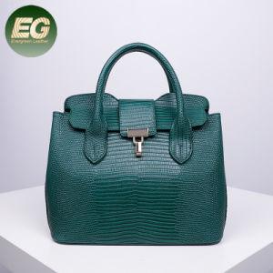 Bohemian sacs fourre-tout de conception unique motif de lézard Mesdames Handbag OEM 2019 SH971