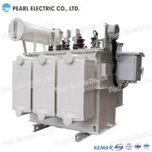 Transformador de Energía ( Transformador de Distribución y Transformador de Energía, 30kVA ~ 150MVA)