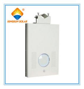 Indicatore luminoso di via Integrated solare di prezzi di fabbrica 10W con l'alta qualità