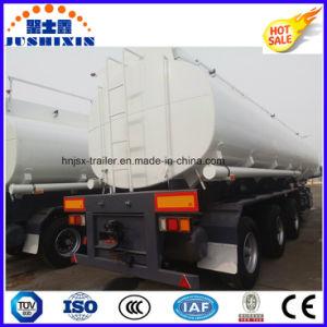3 Kraftstofftank-Öltanker-LKW-Schlussteil der Wellen-45000L