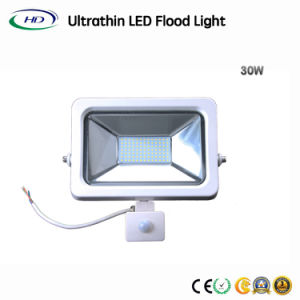 PIRセンサーが付いている30W SMD LEDの洪水ライト
