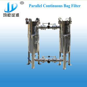 Alojamento do filtro de conexão paralela