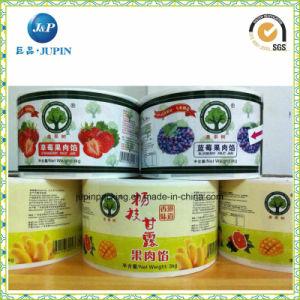 OEMのカスタムステッカーの印刷の食糧パッキングステッカー(jps224)