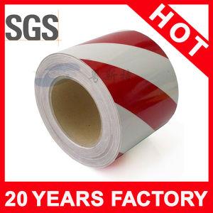 Лента слипчивого пола PVC предупреждающий (YST-FT-009)
