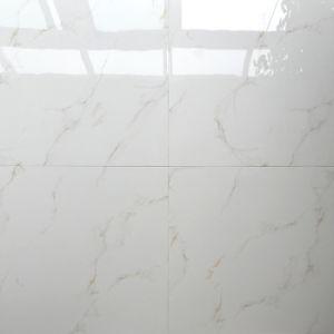Tegel van het Porselein 60X60 van Golssy de Super Witte Mexicaanse Verglaasde