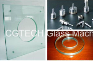 직접 제조자 (CGZK0222)에서 자동적인 유리제 드릴링 기계