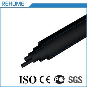 Suprimento de água de 32 mm ISO4427 de polietileno de alta densidade HDPE PE80