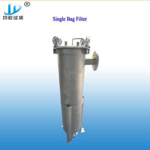 Saco de Aço Inoxidável líquidos do alojamento do filtro (braçadeira, flange)