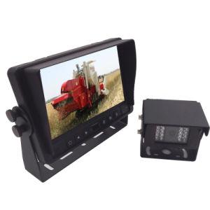 3CH Monoanaloges verdrahtetes aufhebenkamera-System der ansicht-HD 1080P