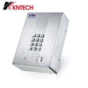 Связь проводная Cordvintage аварийного авто телефона системы автоматического обзвона